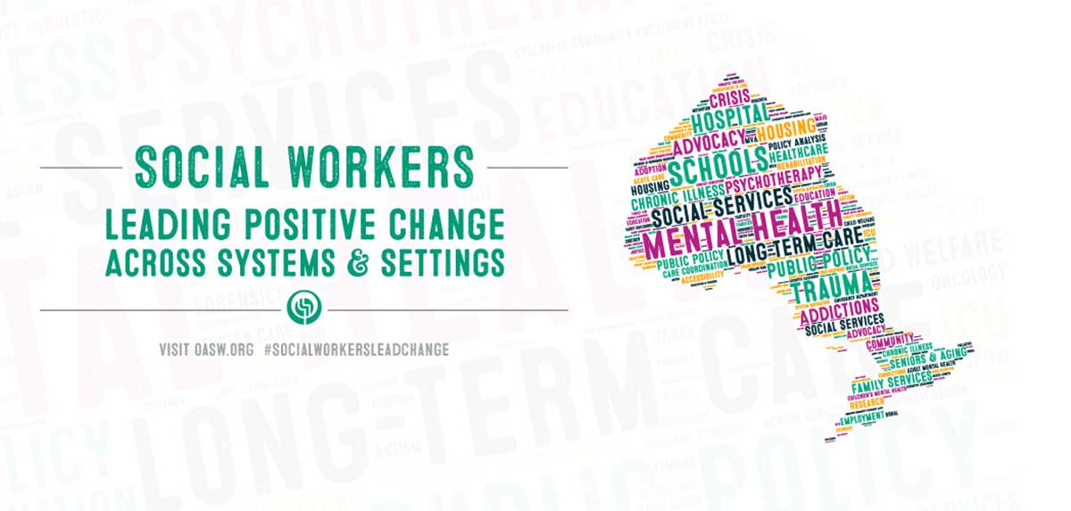 test Twitter Media - Social Workers Week takes place March 2-8, 2020! Join us in celebrating this years theme: Social Workers: Leading Positive Change Across Systems & Settings. #SocialWorkersLeadChange #SocialWorkWeek2020 https://t.co/lzHBv6qjTn