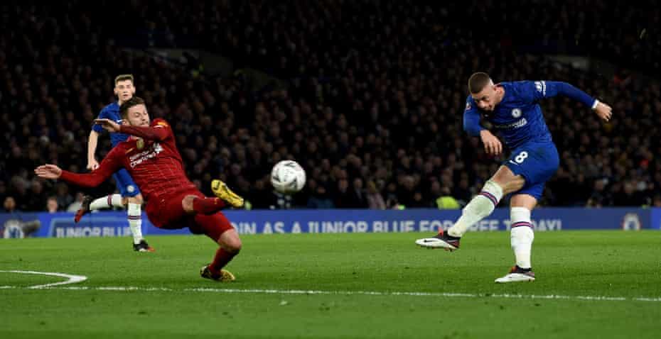 Xem lại Chelsea vs Liverpool, FA Cup – 04/03/2020