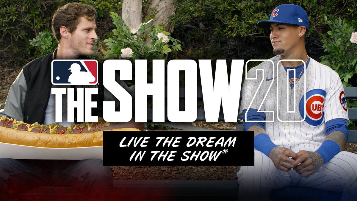 🌭You heard the hotdog man: Live Your Dream. Pre-Order MLB The Show 20 Today 🔥👉play.st/TheShow20 @MLBTheShow #MLBTheShow20