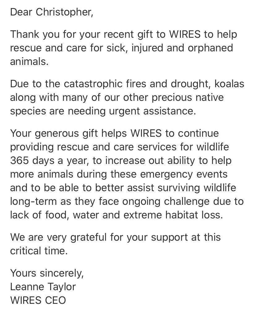 HI STAYS !!! we have officially donated a total of $900 AUD towards @WIRES_NSW in Chan & Felix's names!! thank you for helping us raise this amount for NSW's wildlife 🥺💛   #SKZCAFEinSJ #SKZUNLOCKinSJ #SKZUNLOCKinUSA #STRAYKIDS #스트레이키즈 #CHAN #방찬 #FELIX #필릭스