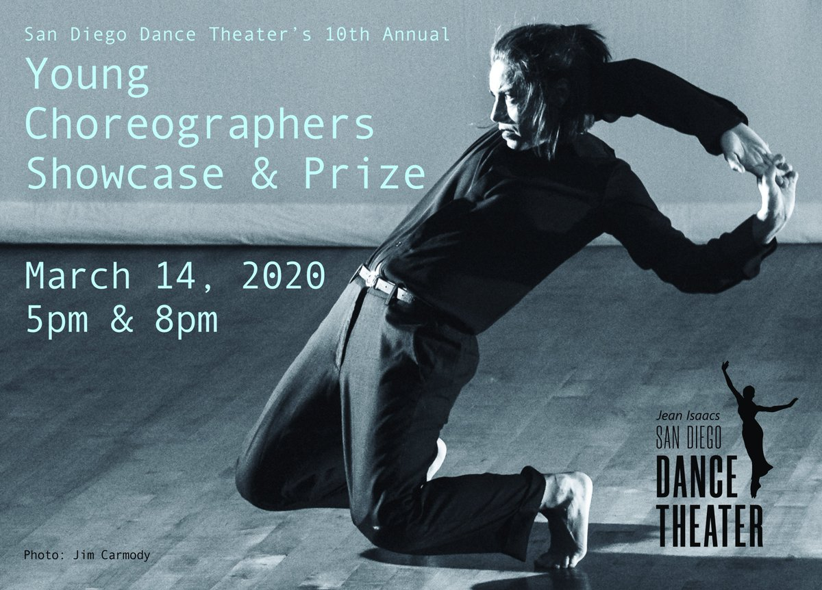 .@SDDanceTheater celebrates 10 years of The Young Choreographers showcase http://www.fromanother0.com/2020/03/san-diego-dance-theatre-celebrates-10.html… #Dance #SanDiego #sddt #Sandiegodance #fromanother0 pic.twitter.com/bbYvaIfULV