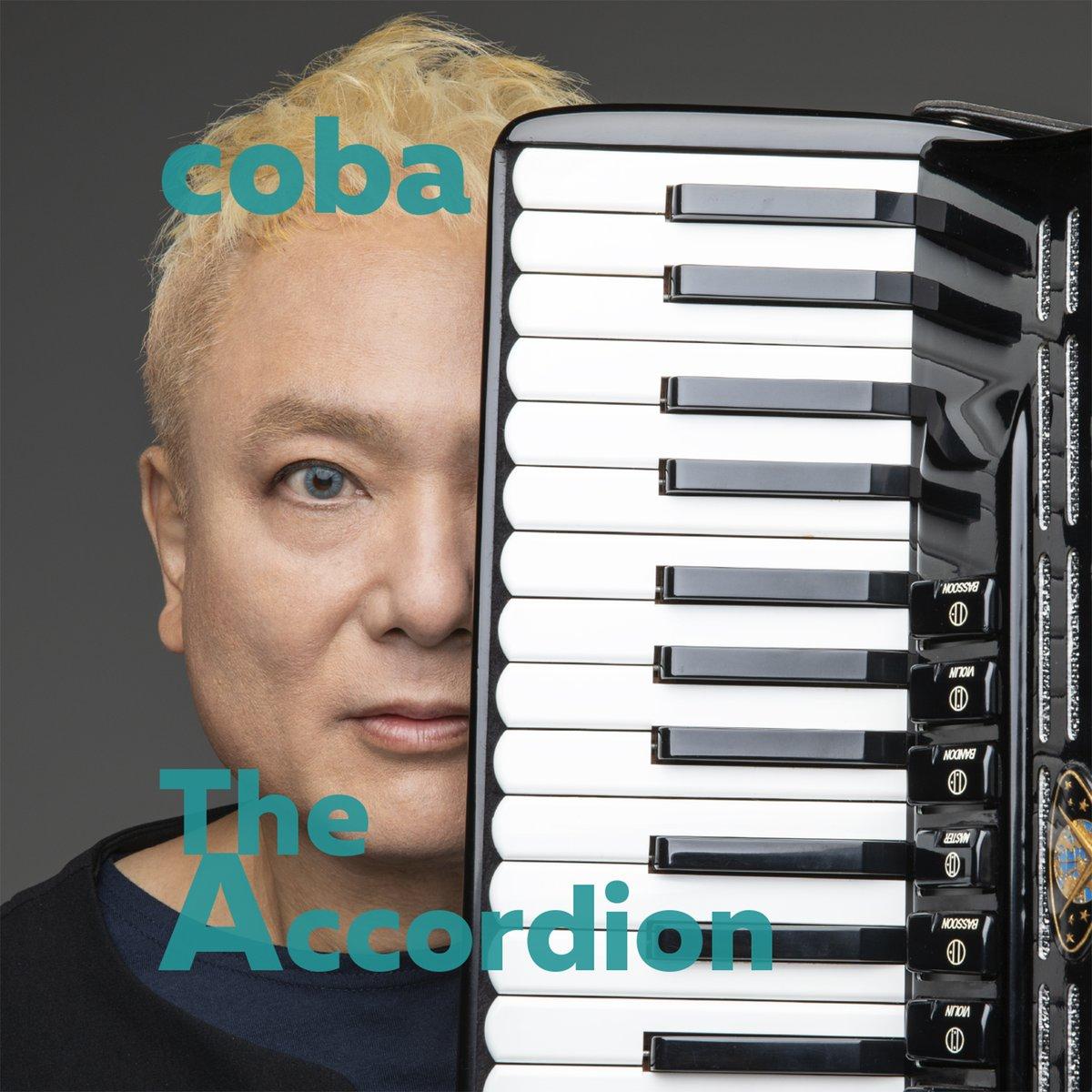 アコーディオン coba