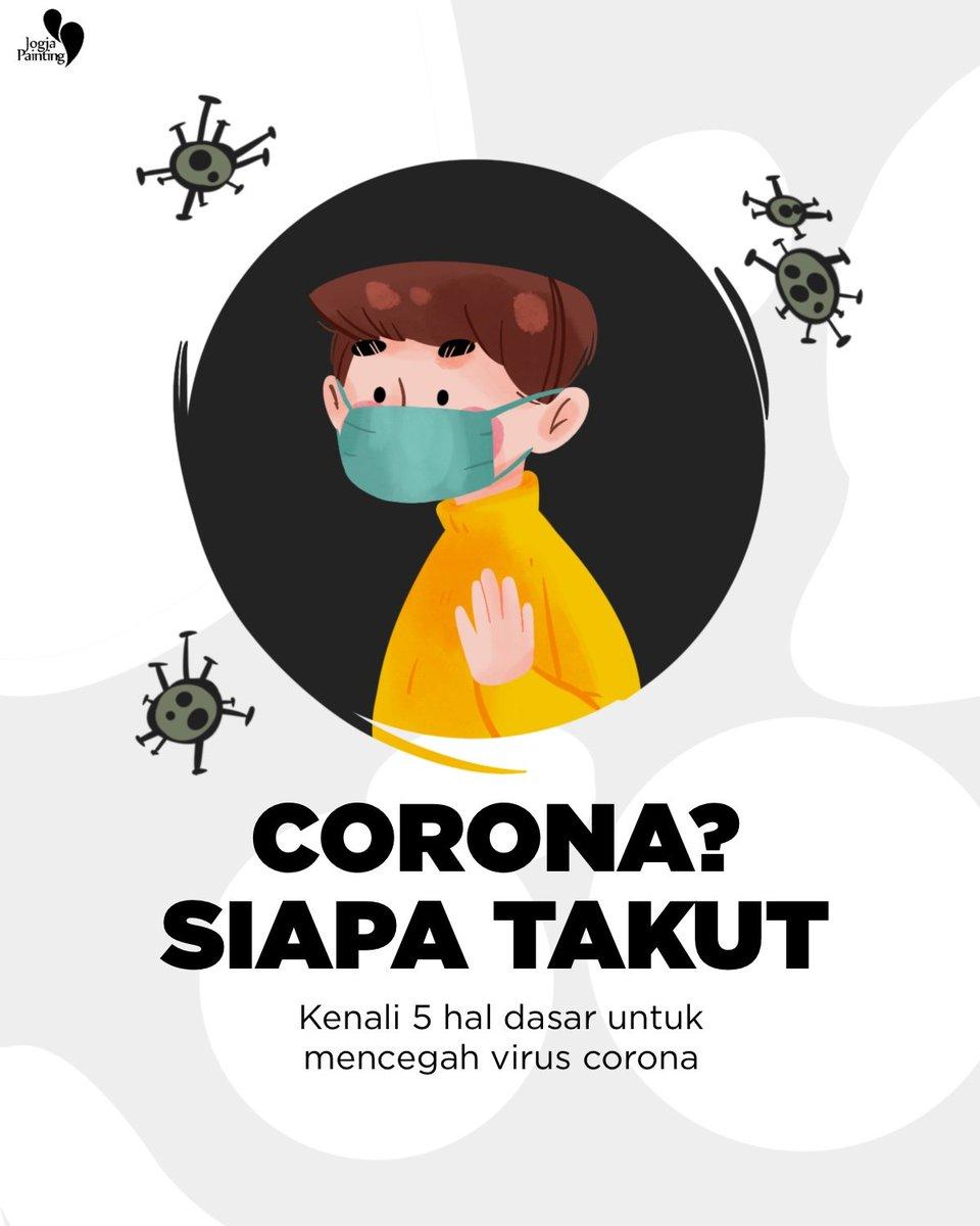 35+ Ini Gambar Poster Virus Corona Yang Mudah Digambar ...