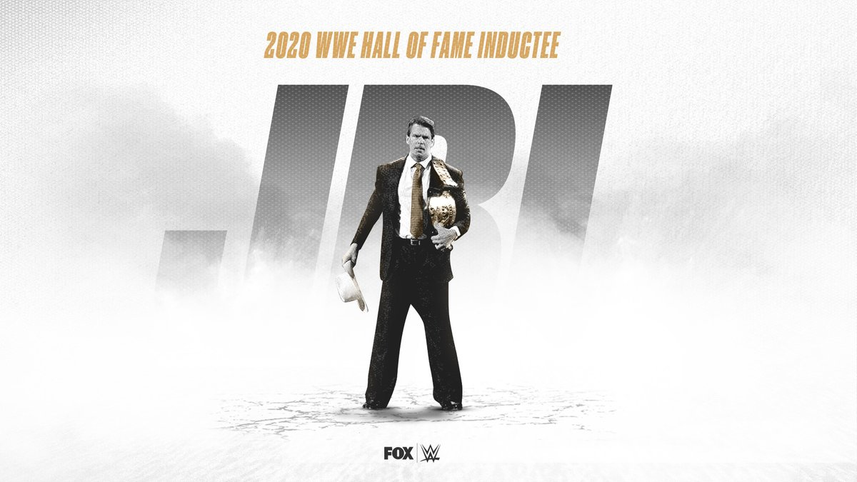 JBL Revealed As Newest Inductee Into The WWE Hall Of Fame Class Of 2020