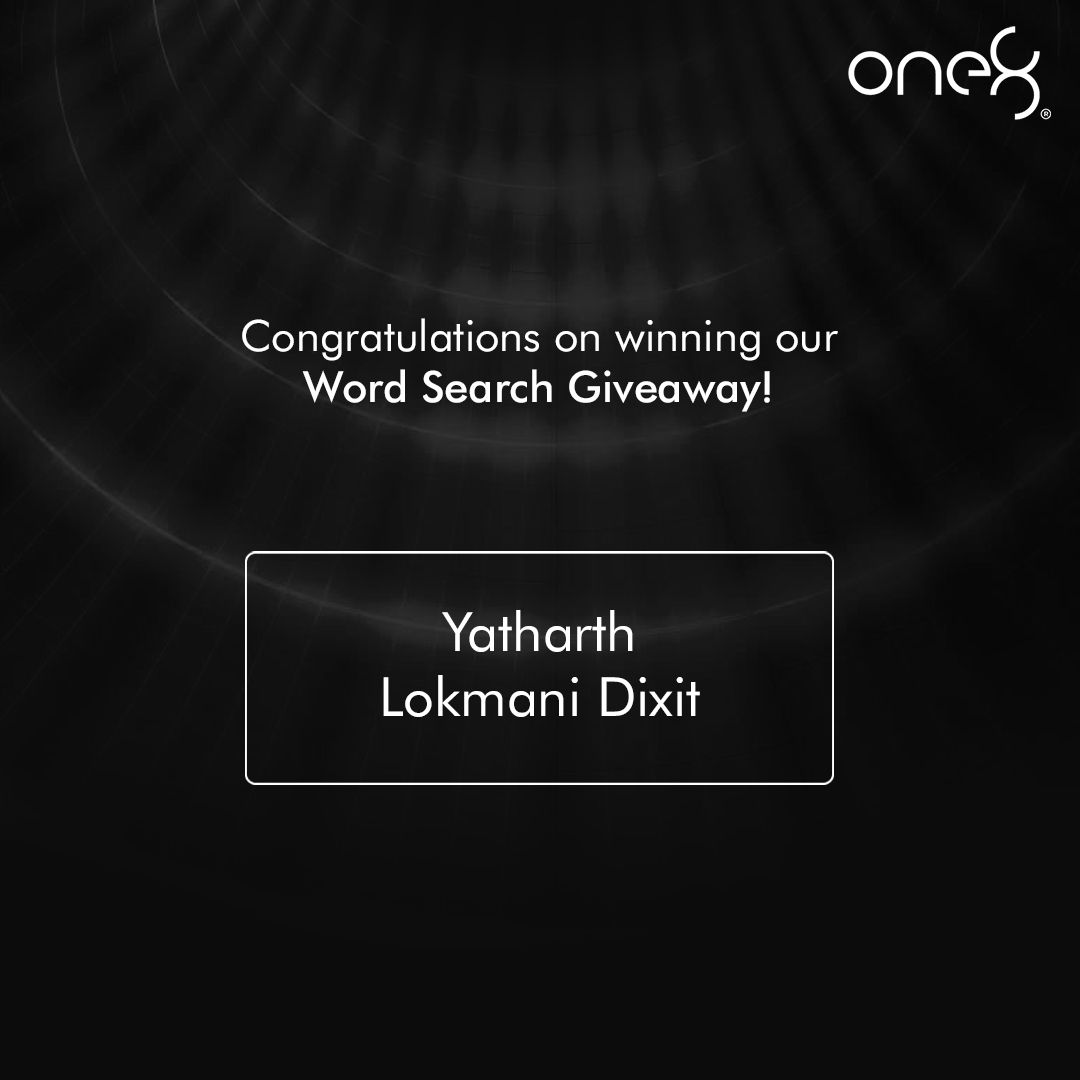 Presenting the winners of one8 Fragrances Word Search #Giveaway!  Congratulations Yatharth and Lokmani Dixit! We will reach out to the winners through DM for more details. #one8Fragrances #ScentialsWorld