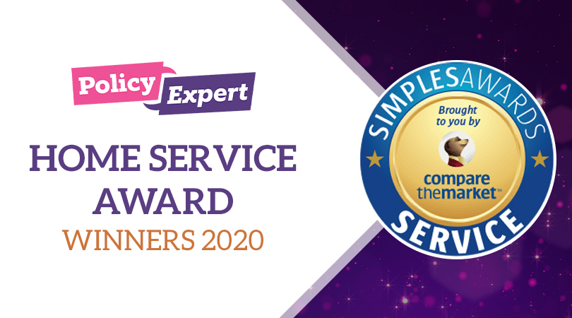 We are delighted to announce that we have been awarded Compare the Market's 1st ever, 'Simples Award' for Service!   @comparethemkt have crowned Policy Expert as the winners in the home insurance category for our simple-to-understand, straightforward & best-in-class service. https://t.co/f3AFbr3BZ8