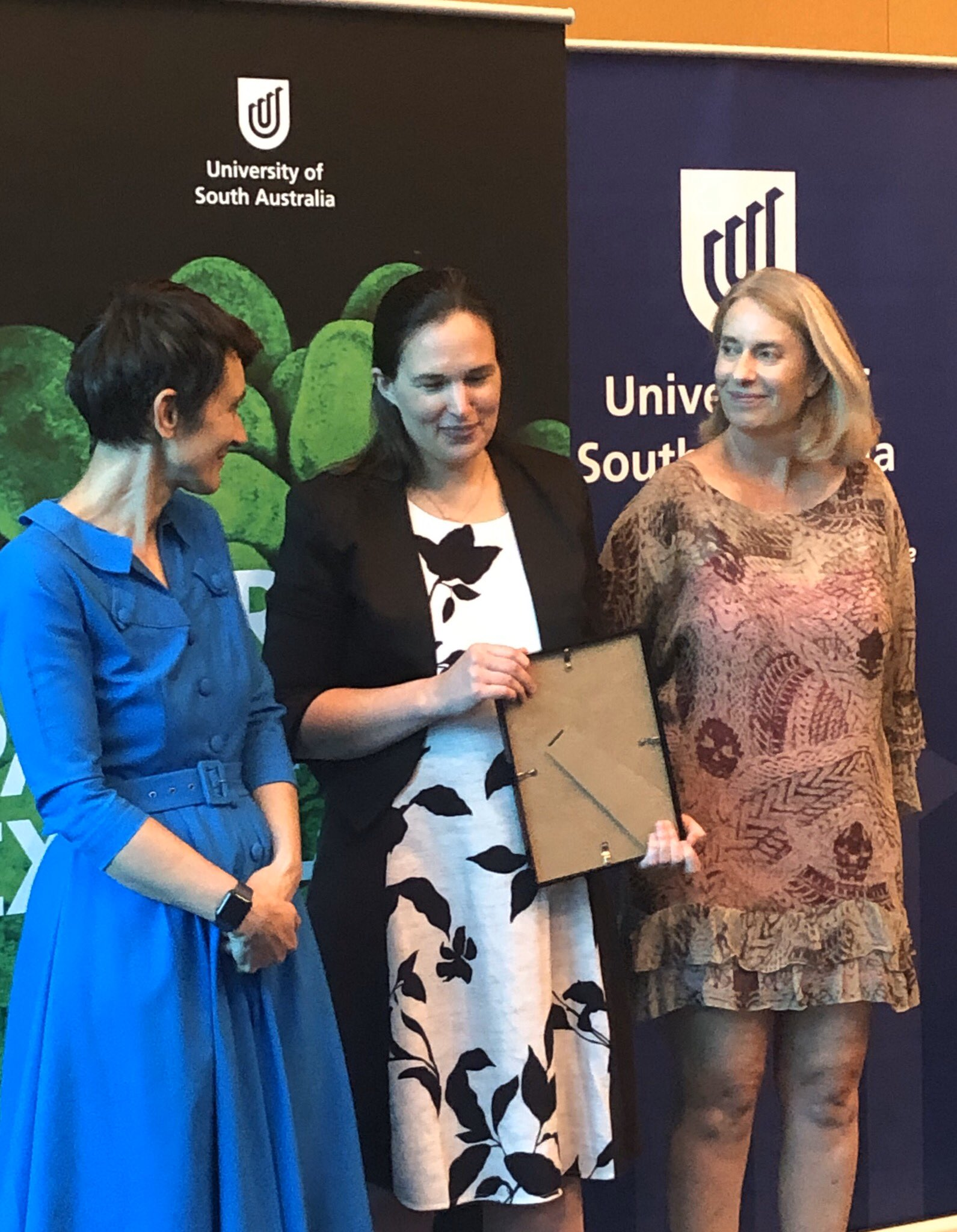 Unisa Resi On Twitter Congratulations To Dr Mel Baak On Being Presented The 2019 Universitysa Eass Early Career Researcher Award Resi Unisaresearch Https T Co Inlpd6vexv