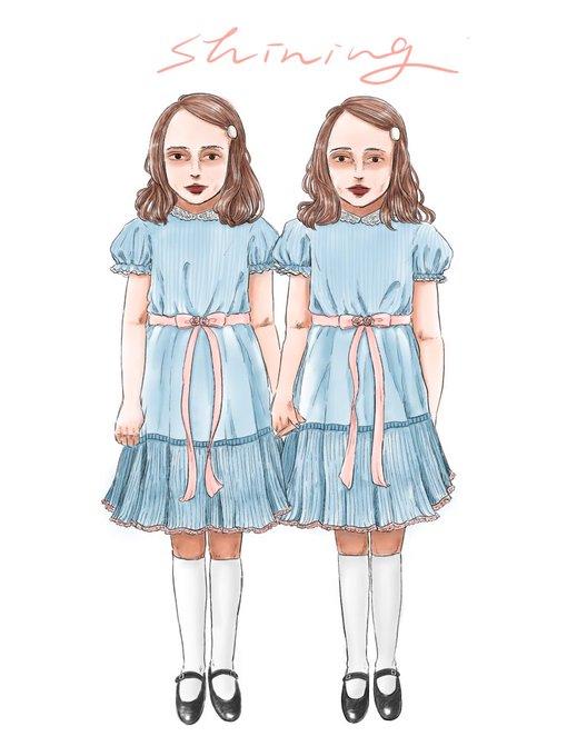 双子 シャイニング
