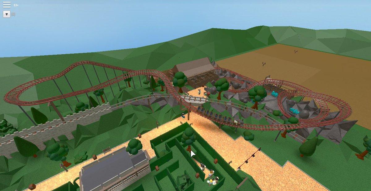Vision Park Theme Park Roblox Tpt2 Hashtag On Twitter