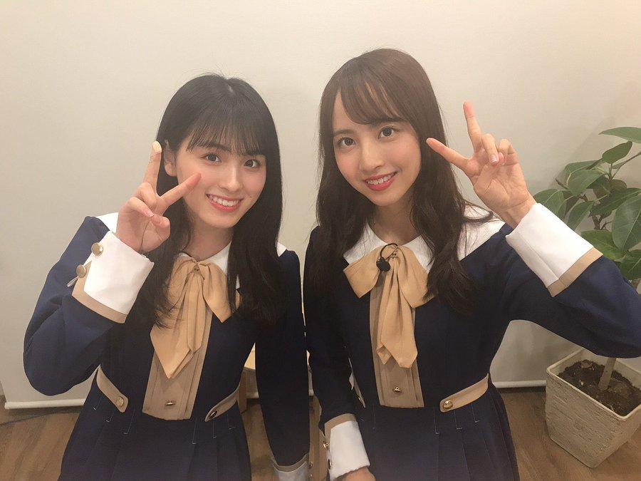 猫舌SHOWROOM2020年3月4日大園桃子佐藤楓乃木坂公式ツイート1