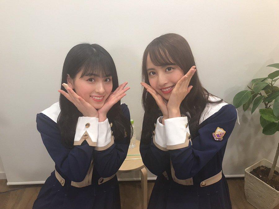 猫舌SHOWROOM2020年3月4日大園桃子佐藤楓乃木坂公式ツイート2