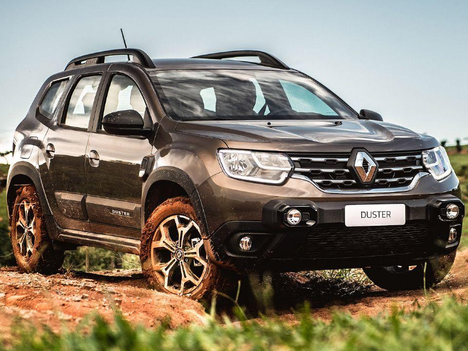 Новый Renault Duster уже в автосалонах