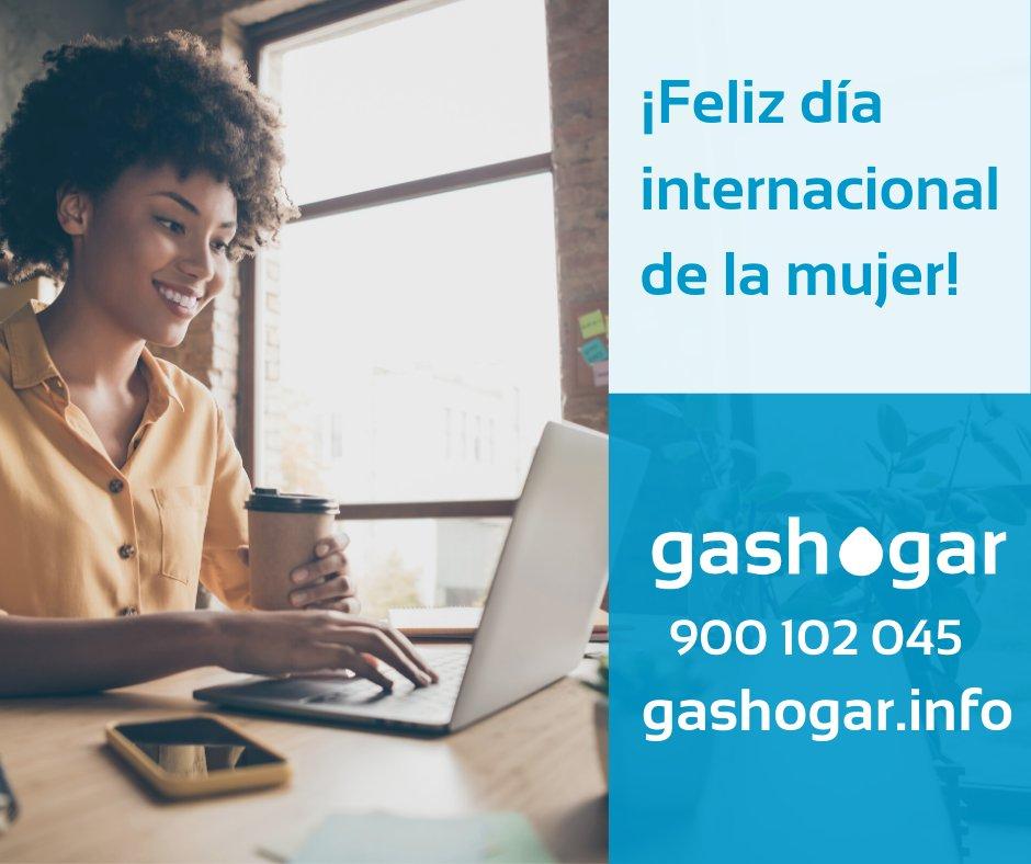Gashogar Energia On Twitter Desde Gashogarenergia Queremos Felicitar A Todas Las Mujeres En Este Dia Tan Importante En Especial A Las Administradoras De Fincas Que Dia A Dia Trabajan Por El Bienestar Día internacional de la mujer. twitter