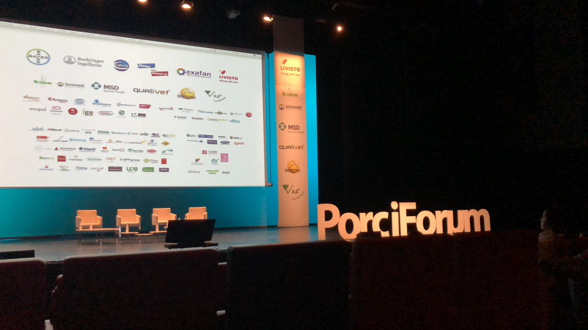 #porciforum arrancamos! https://t.co/ho1mN6Z4bO
