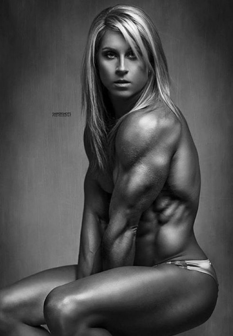 Sexiest naked fitness models