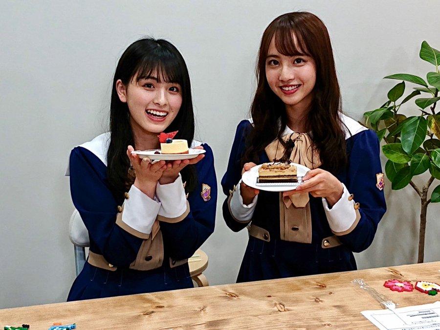 猫舌SHOWROOM2020年3月11日大園桃子佐藤楓SHOWROOMツイート2