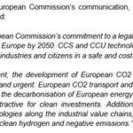 Image for the Tweet beginning: PRESS RELEASE - 🇪🇺 CO2