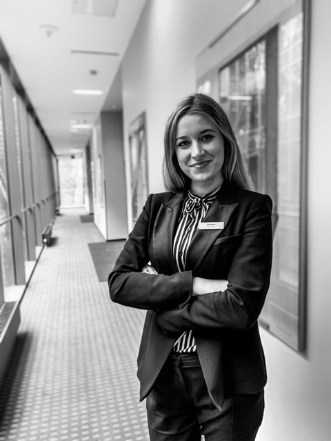 """""""Interesting projects, working with people of different profiles, constant learning and growth these are just a few highlights of my work here at Four Points by Sheraton Ljubljana."""" Jasmina Husić, Sales Specialist #woman #womenenpowerment #sisterhood #ladies https://t.co/cuP4YsqU4w"""