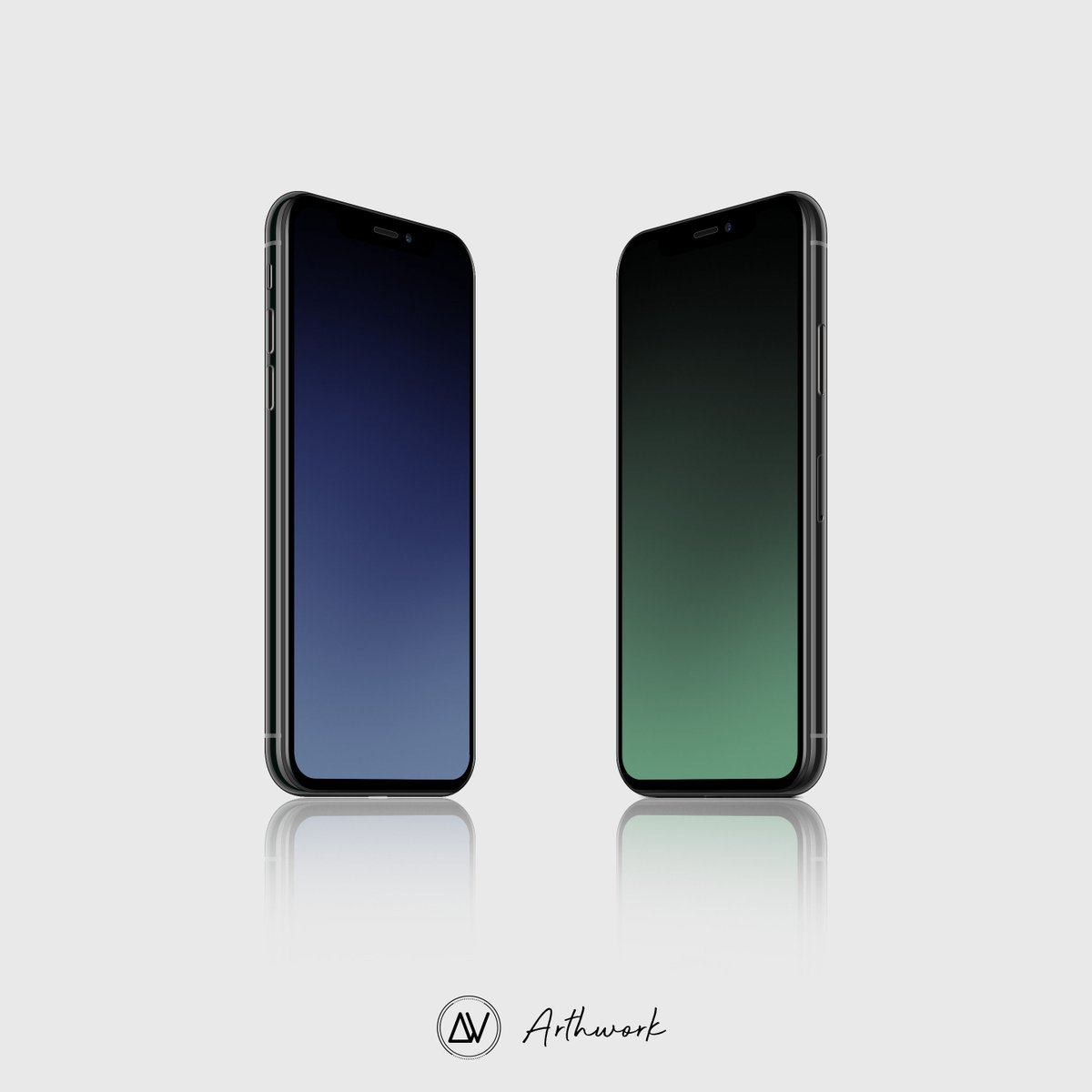 Arthwork On Twitter Simple Gradient Wallpapers Midnight Blue And Midnight Green Available For Any Android Phone Iphone 11 Pro Max Prod By Arthur1992as Download Https T Co Wlfwn3rkx6 Enjoy Https T Co Mryv8qyjn9