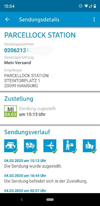 Hurra! Paket ist in der neuen #HamburgBox angekommen.  Aber wie bekommt der Empfänger es jetzt dort raus? #Hermes  /cc @sebasopic.twitter.com/a2ZFbXsuFN