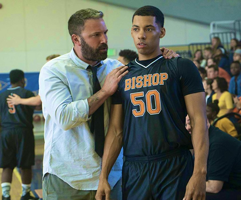 """The Way Back"" Review: Ben Affleck Is at His Best in Sad and Sobering Basketball Drama, says IndieWire's David Ehrlich"