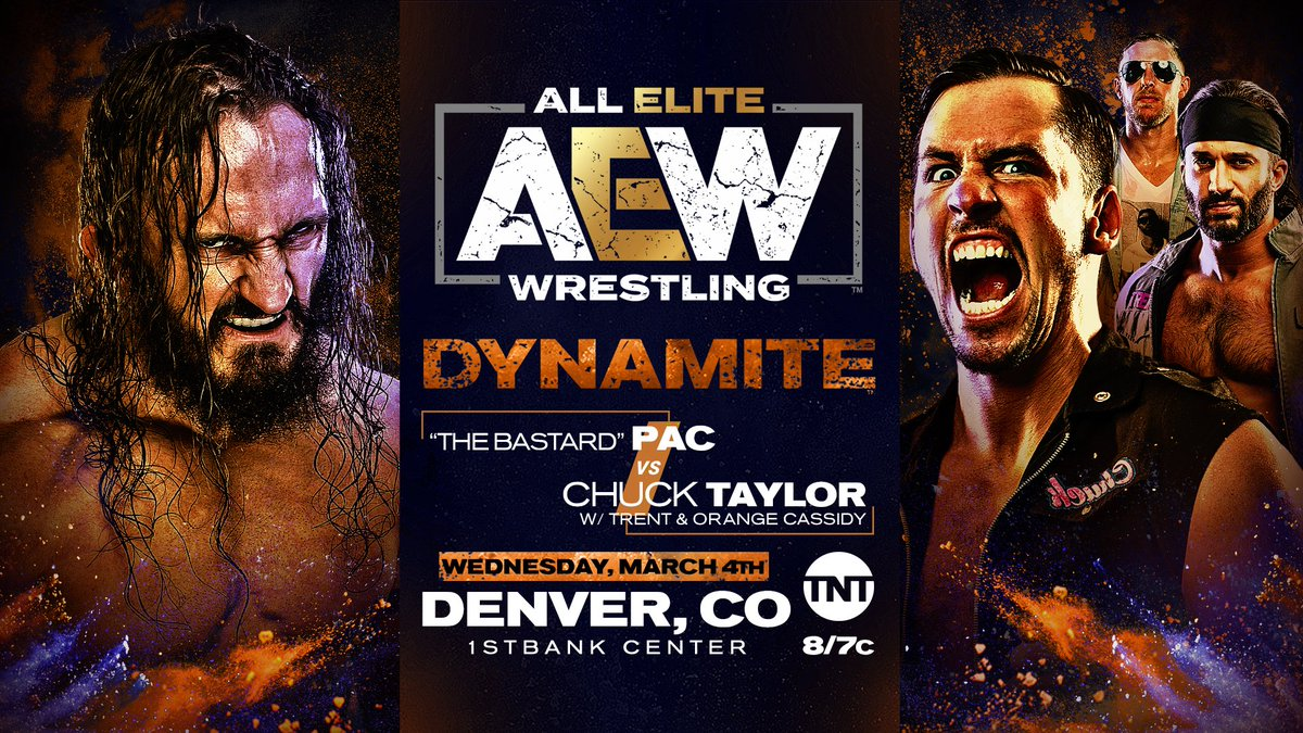 Three More Matches Announced For Tonight's AEW Dynamite From Colorado