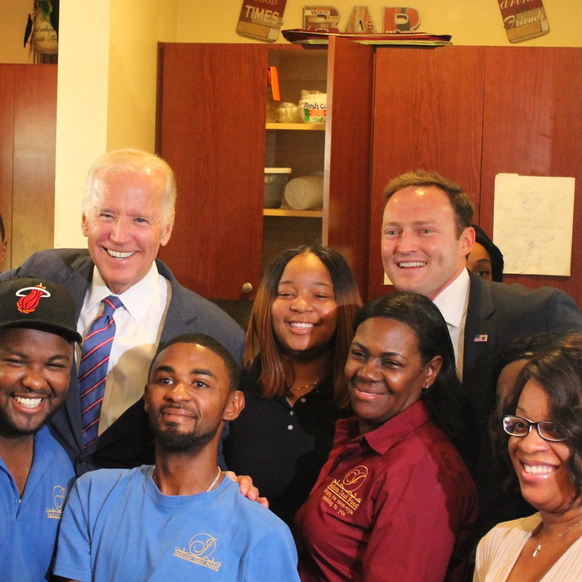 Congrats @JoeBiden for amazing wins across the country last night. Two weeks til Florida! #DemocraticPrimary