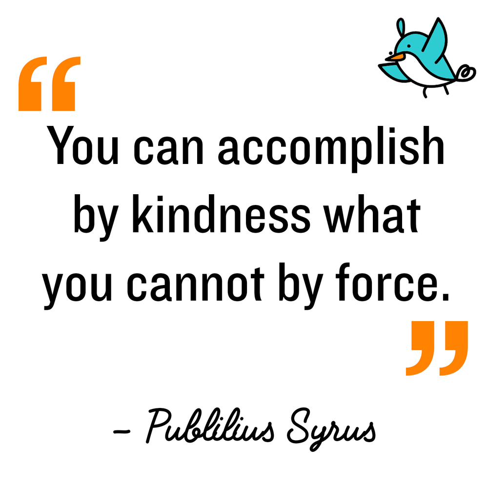 With kindness, we can achieve great things. 💞 randomactsofkindness.org/kindness-quote… #MakeKindnessTheNorm