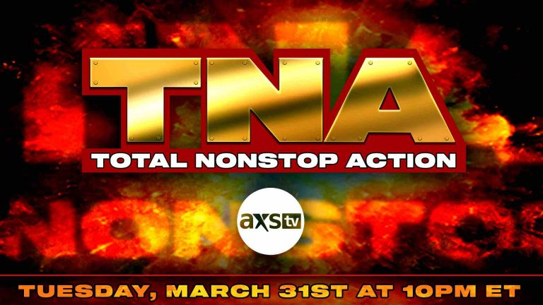 TNA Special To Air On AXS TV Later This Month