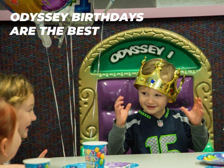24+ Odyssey 1 Tacoma Wa