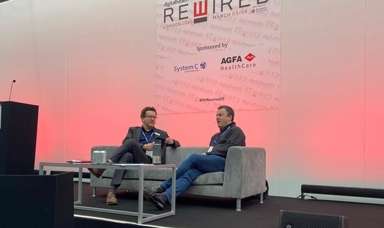 If your heading back from @DHRewired  2020 - make sure you catch up on our news stories from today.  This includes the CEO of NHSX has confirmed the Digital Aspirant programme will be announced in waves #DHRewired2020   Read the full story here 👉