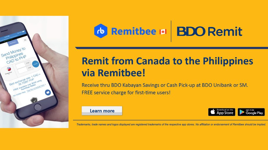 Remitbee Online Money Transfer On