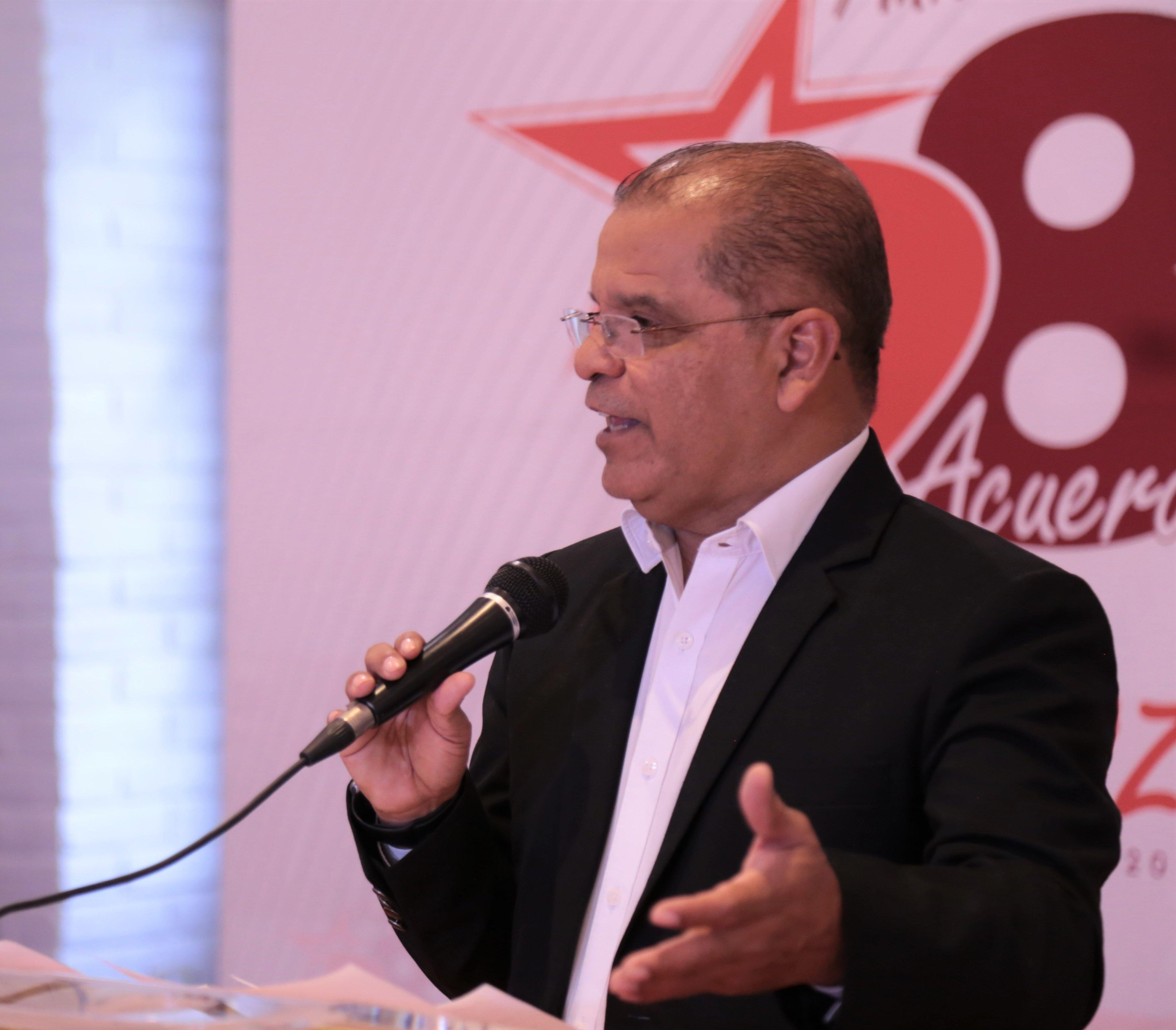 Secretario del FMLN: ataques de Bukele están por rebalsar el vaso