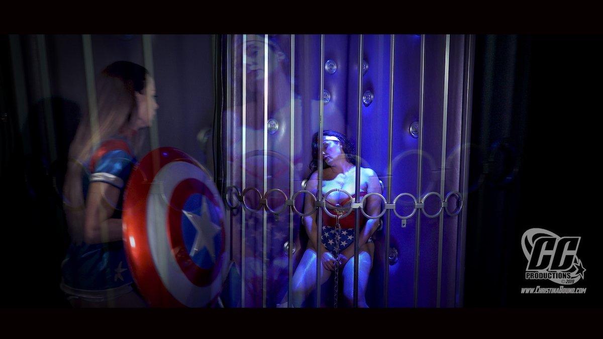 Wonder Woman Christina Carter Watch Christina Carter