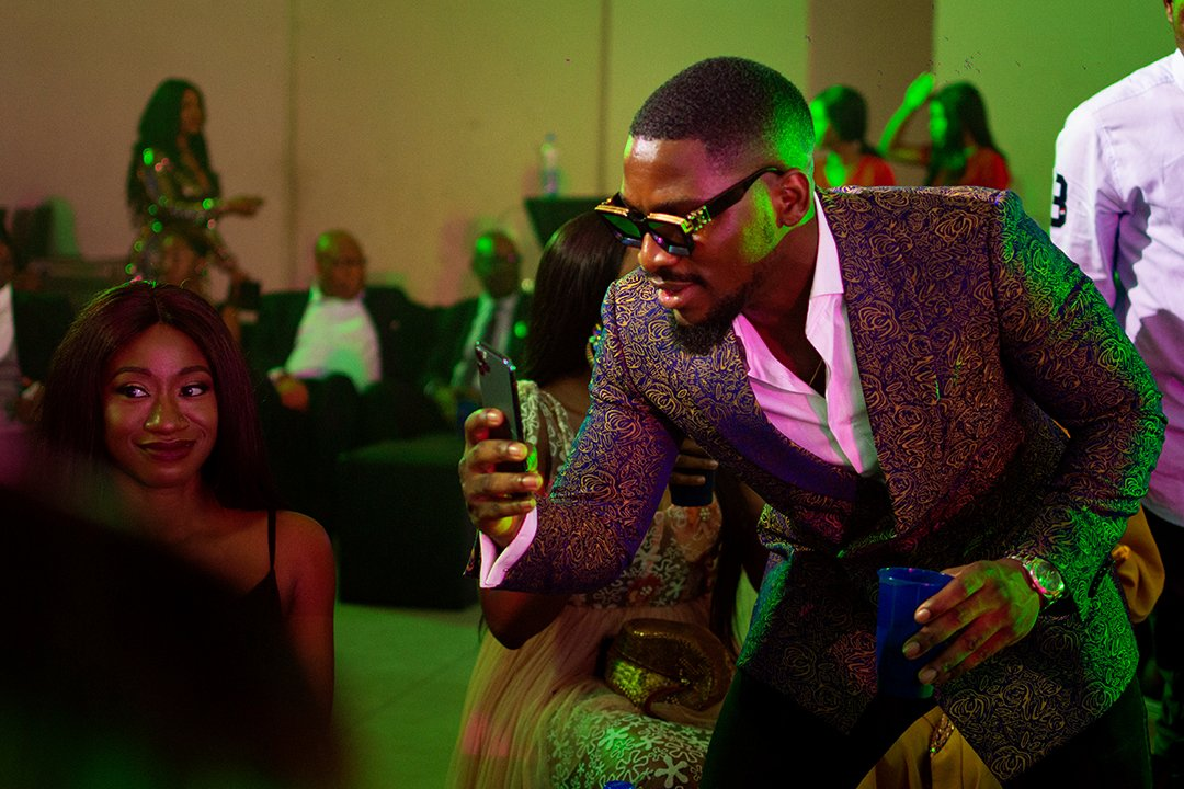 We're counting down to one of the most anticipated nights of the year. Check out some of your favourite stars from the AMVCA Sponsors Party. #MartellAMVCA https://t.co/oOwXERxUKJ