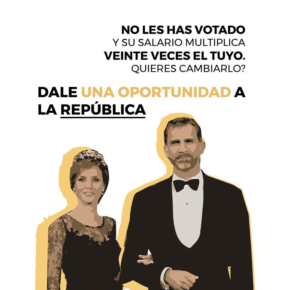 RT @LOngJOhnS1lv3r: Dale una oportunidad a la República. #RepúblicaEn2020 https://t.co/v6tojkOoQB