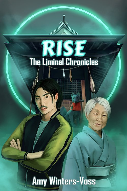 In honor of International Book Day - I present artwork for my upcoming book Rise (#1 in the Liminal Chronicles series). Word art isn't official yet. But the main art is.  Didn't @OdetteABach do an amazing job on the art? #internationalbookday #Rise #LiminalChronicles #writerslife https://t.co/OWGC3zodJk