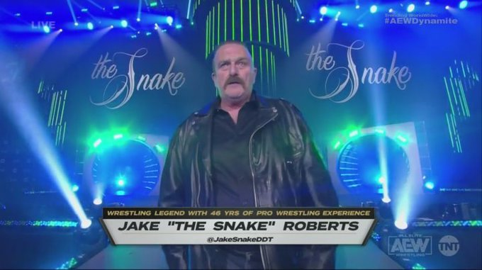 Randy Orton Tweets RKO Video With Jake Roberts After Jake's AEW Debut On Dynamite
