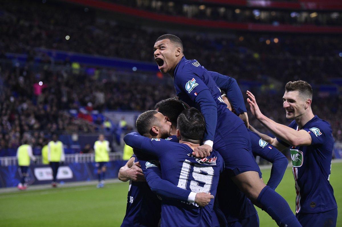 Xem lại Lyon vs PSG Highlights, 05/03/2020