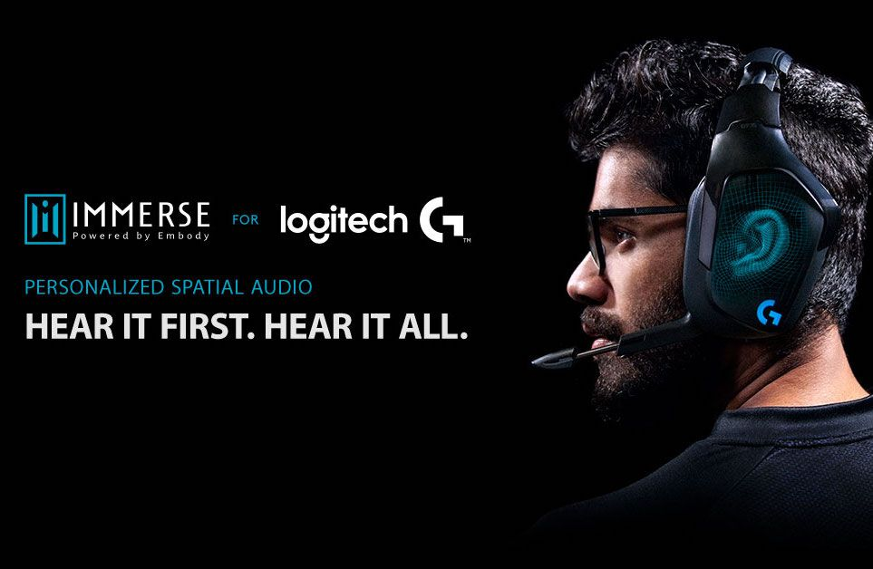 Logitech G says this app will improve gaming audio if you take a picture of your ear