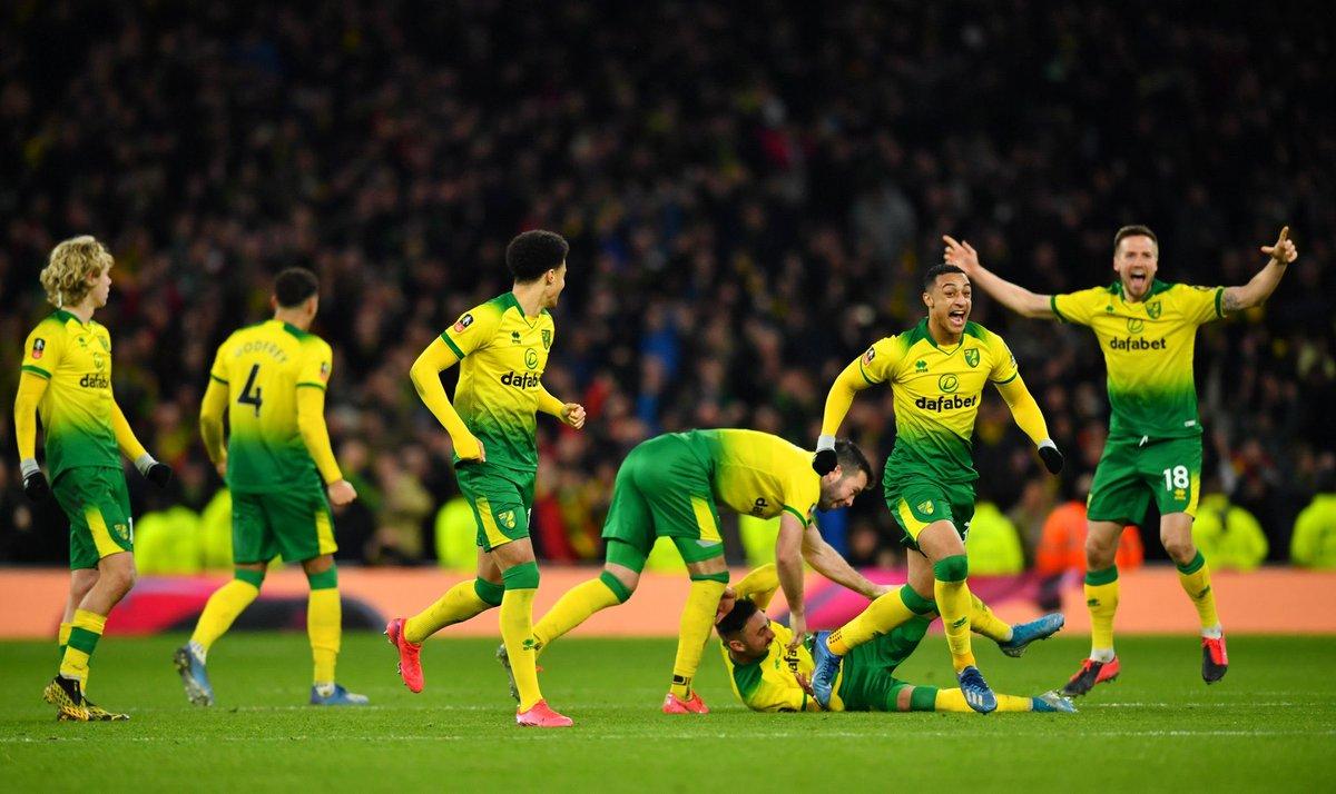 Xem lại bóng đá Tottenham vs Norwich City, FA Cup – 05/03/2020