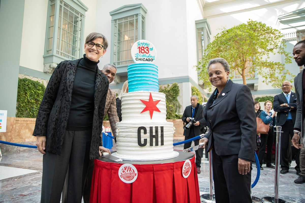 Image result for Happy 183rd Birthday Chicago