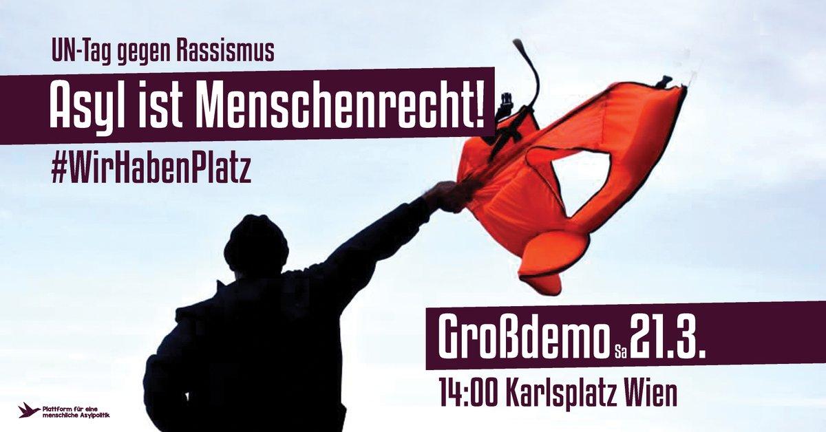 #WirHabenPlatz