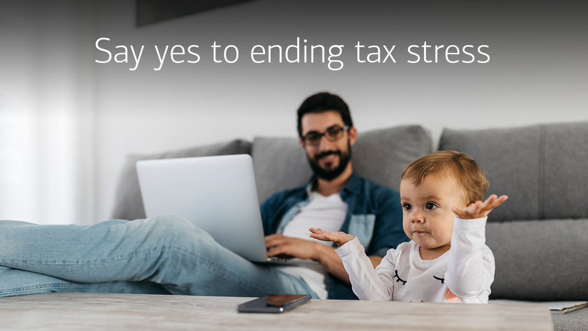 Stress? What stress? 🙅♂️Make filing your #taxes as stress-free as can be with these tips on how prep like a pro. https://t.co/wcps45DYTc https://t.co/JWLp9hwWWv
