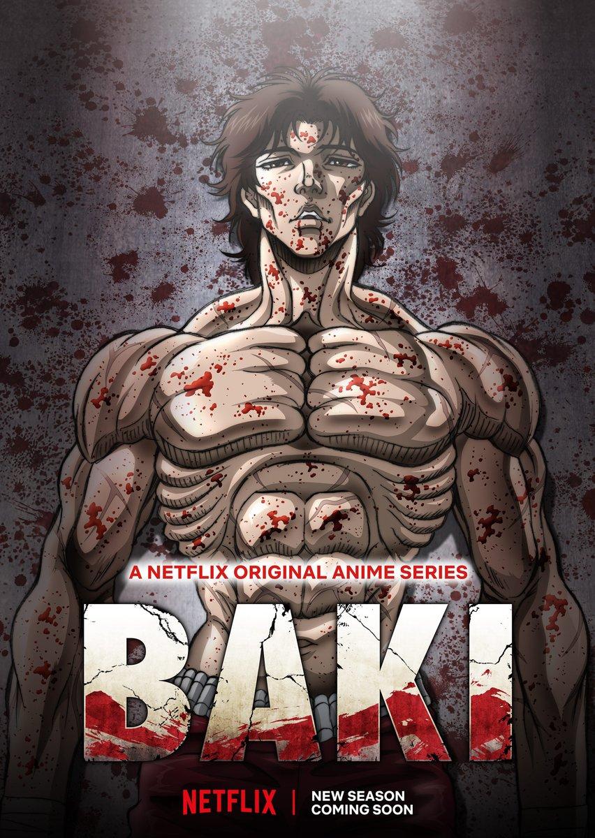 Baki: Season 3