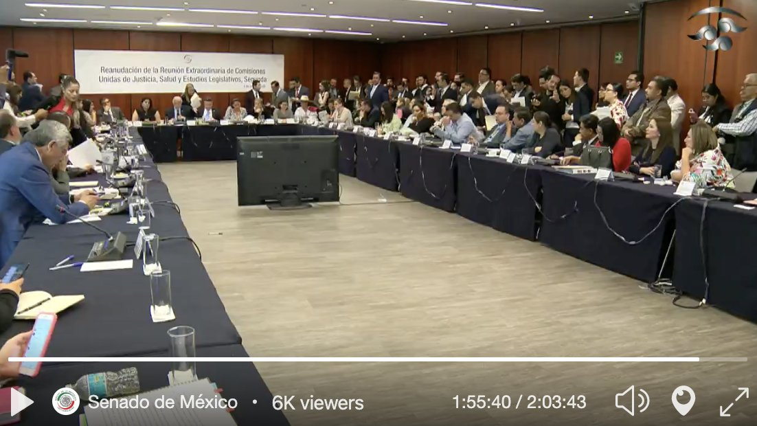 Tom Angell On Twitter Today Several Mexican Senate