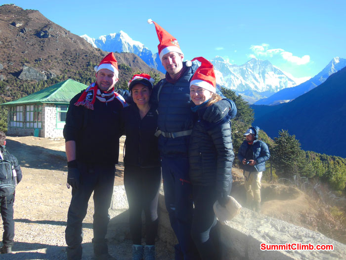 Please remember our fun and uncrowded http://www.ChristmasNewYearTrek.com  with an optional climb of http://www.IslandPeakClimb.com ,  #ChristmasNewYear #IslandPeak #Climbing #SummitClimb