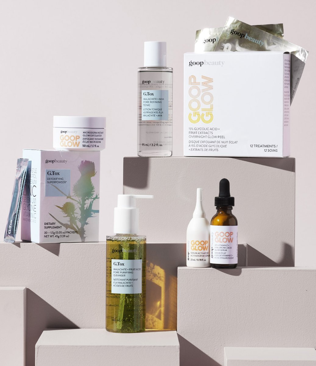 READY TO GLOW?!? New @goop is here! https://t.co/Dp9uYv5XR2 https://t.co/Sc77za7IBs