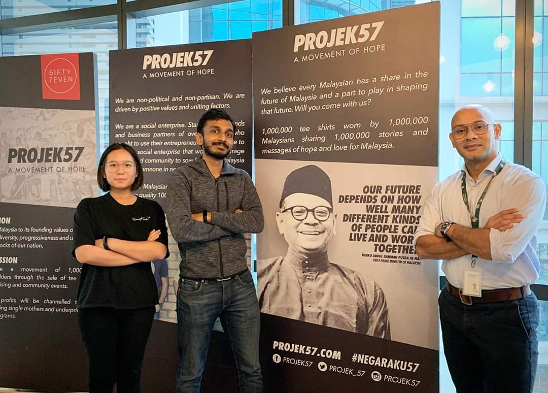 Projek57 On Twitter Our Future Depends On How Well Many Different Kinds Of People Can Live And Work Together Tunku Abd Rahman No Matter What Makakami Did You Know