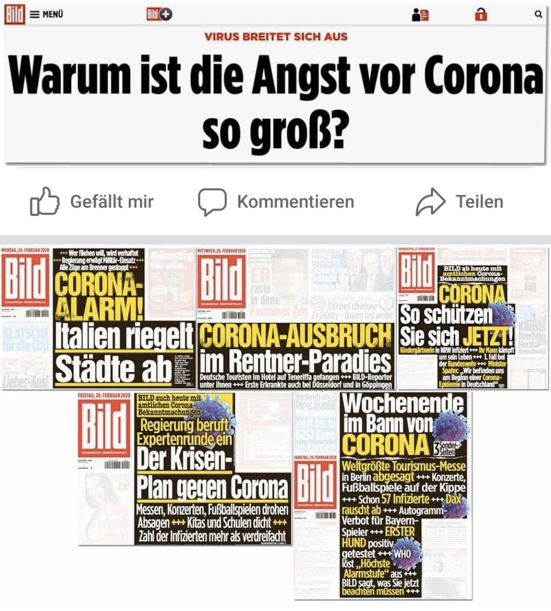 #CoronaPanik